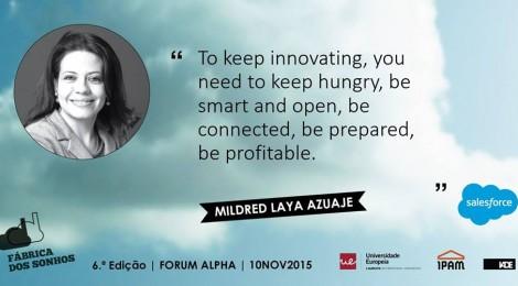 Mildred Laya Azuaje - Forum Alpha 2015