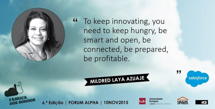 Mildred Laya Azuaje - Forum Alpha 2015