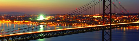 Lisbon by Night