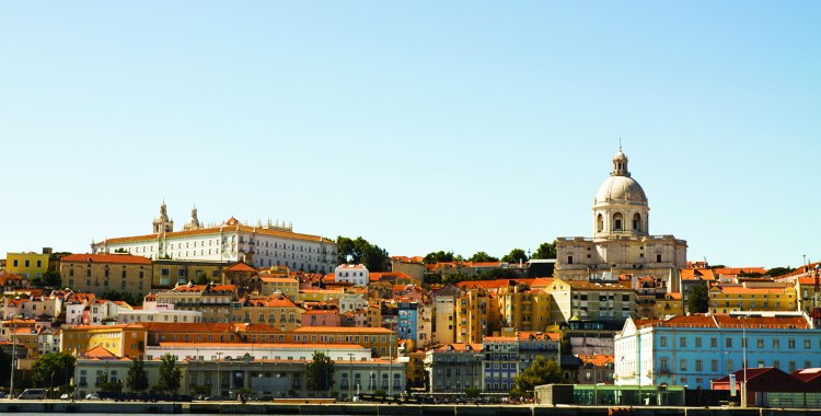 Lisbon - View from the River