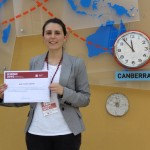 Liliana Ribeiro: Best Paper Award ICIEMC 2016