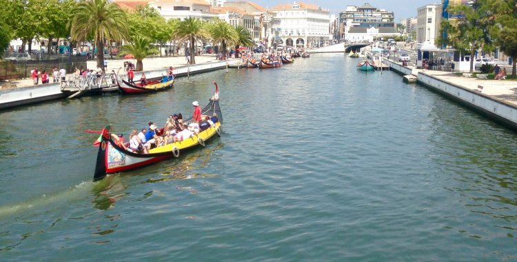 Aveiro - City View