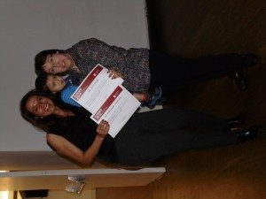 Daniela Langaro - Best Thesis Award