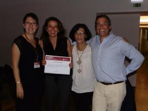 Irina Saur-Amaral | Daniela Langaro | Carmo Leal | Pedro Matos - Best Thesis Award