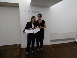 Beatriz Casais | Irina Saur-Amaral | Best paper award
