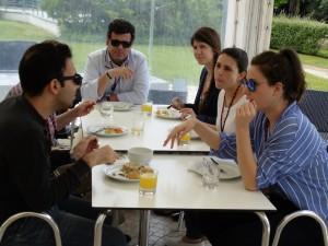 Clara Fernandes | Belilde Reis |Liliana Ribeiro | Meysam Moyery